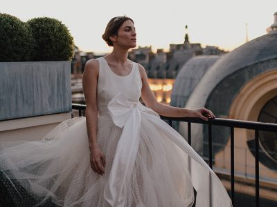 Wedding dresses Bohème Rock for modern brides ! Dress Adèle http://www.bohemerock.com/