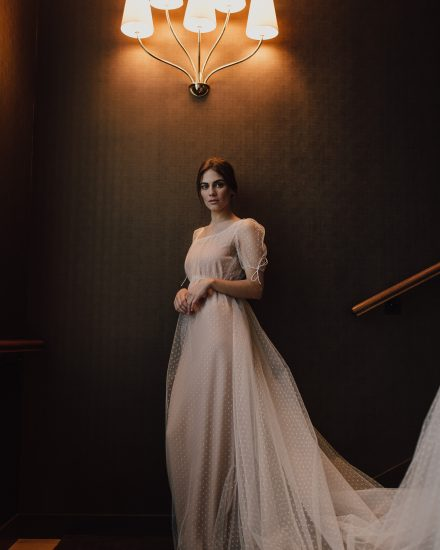 Wedding dresses Bohème Rock for modern brides ! Dress Eugenie