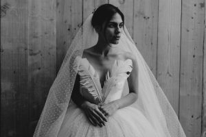 Wedding dresses Bohème Rock for modern brides ! Dress Anastasia