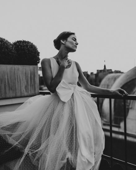 Wedding dresses Bohème Rock for modern brides ! Dress Adèle