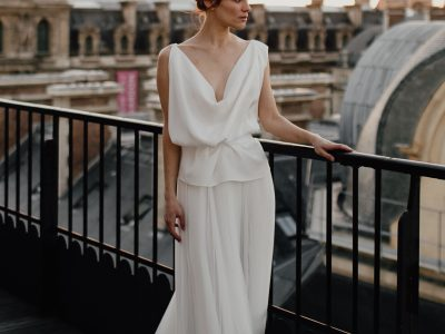 Wedding dresses Bohème Rock for modern brides ! Dress Giorgio http://www.bohemerock.com/