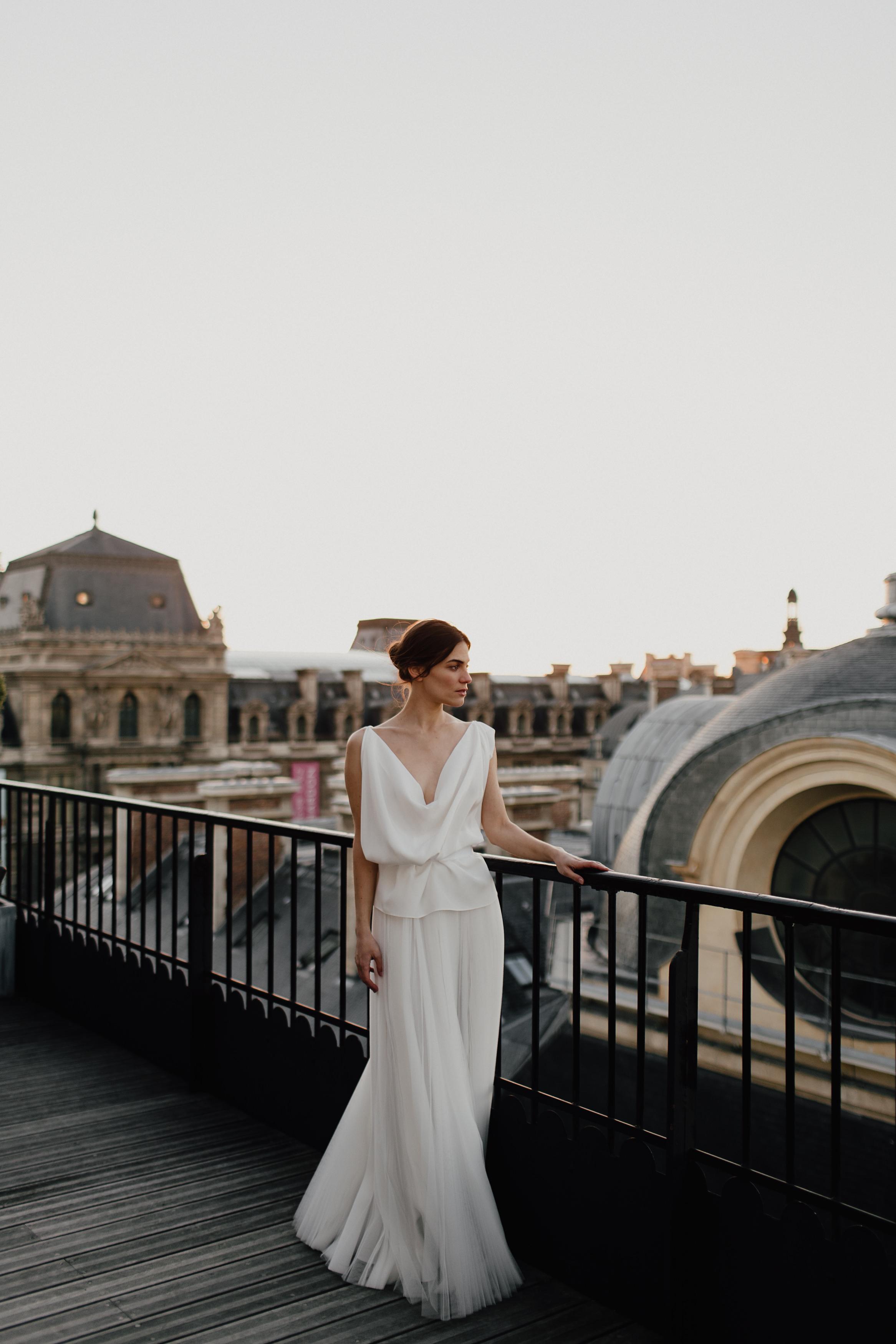 Wedding dresses Bohème Rock for modern brides ! Dress Giorgio http://www.bohemerock.com/